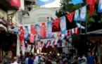 Tarihi Kapalı Çarşı'daki iftar sofrası kent halkını bir araya getirdi