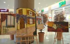 Kahramanmaraş Piazza'da buram buram sanat!