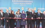 Başbakan Kahramanmaraş'ta