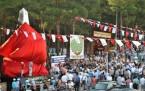 Kahramanmaraş Arslan Bey Anıtı Açılışı