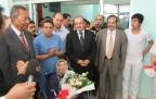 Nezihe Öksüz Anadolu Sağlık Meslek Lisesi'nde İlk