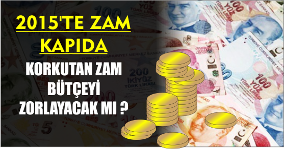 2015'TE A'DAN Z'YE ZAM KORKUSU
