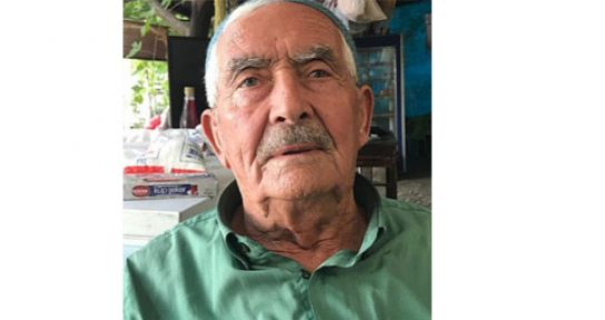 75'LİK MEHMET AMCA 'HANIM' İSTEĞİNİ YİNELEDİ