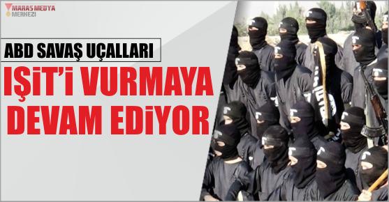 ABD Türkmen Kasabasında IŞİD'i Vurdu
