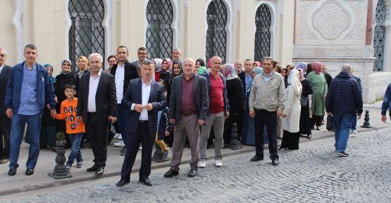 AFŞİNDER ÜYELERİ İSTANBUL'U GEZDİ