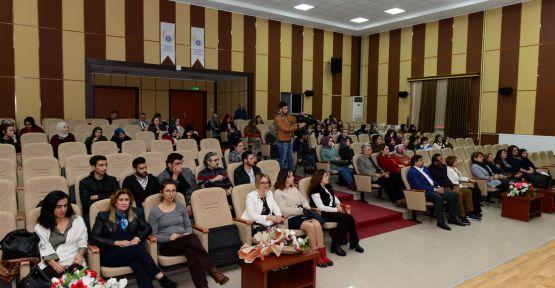 """AİLE İÇİ ŞİDDET"" KONFERANSI"