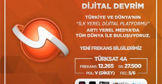 """AKSU TV'DEN """"DİJİTAL DEVRİM"""""""