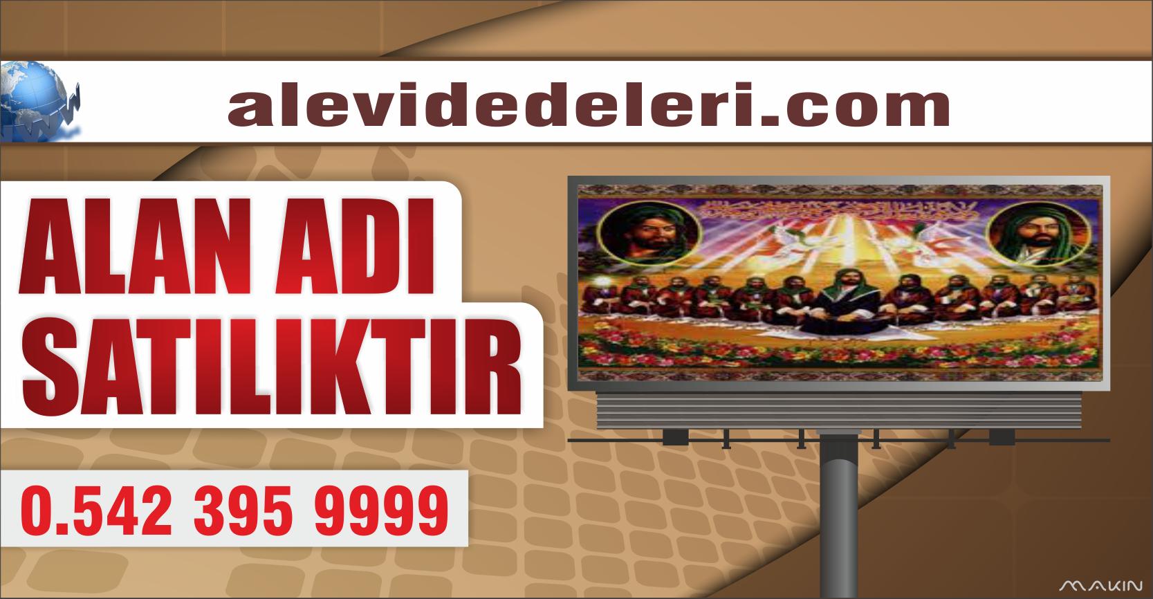 ALEVİDEDELERİ.COM SATILIK
