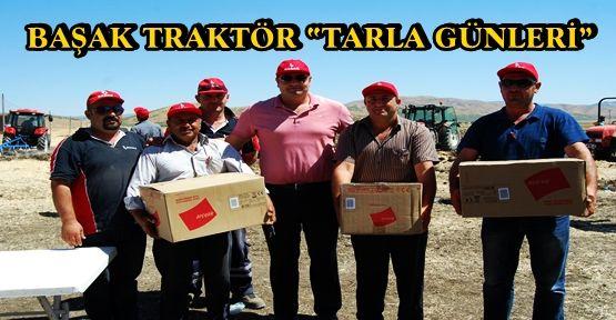 """BAŞAK TRAKTÖR """"TARLA GÜNLERİ"""""""