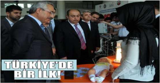 BEBEĞİN ATEŞİNE GÖRE RENK DEĞİŞTİREN ZIBIN !!