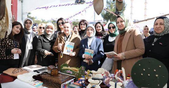 BÜYÜKŞEHİR MARDİN'DE E ÜRETEN KADINLAR FESTİVALİ'NDE