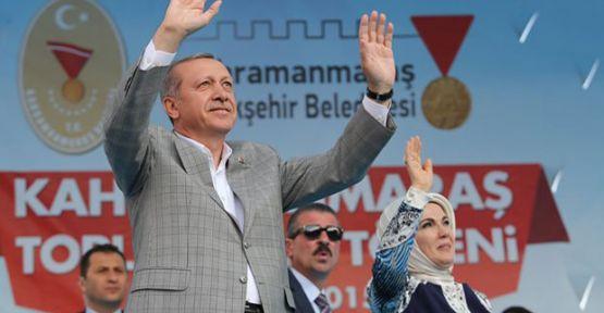 CUMHURBAŞKANI ERDOĞAN EYLÜL AYINDA KAHRAMANMARAŞ'A GELİYOR