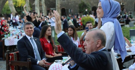 CUMHURBAŞKANI TÜRKİYE'NİN 81 İLİNDEN GELEN GENÇLERLE BULUŞACAK