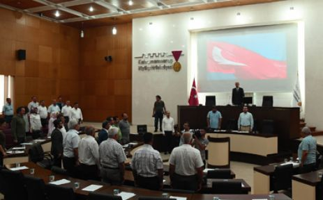 DULKADİROĞLU BELEDİYESİ MECLİS TOPLANTISI