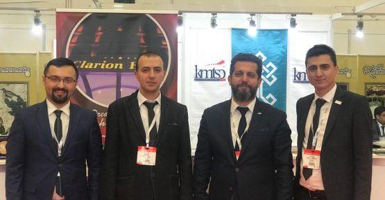 EMİTT FUARINDA  KAHRAMANMARAŞ RÜZGARI