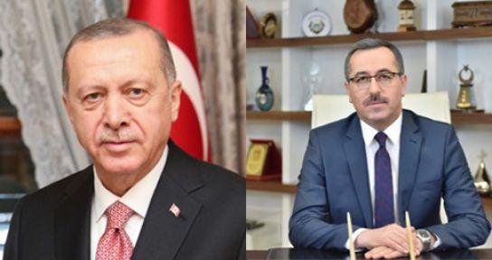 ERDOĞAN GÜNGÖR'Ü ANKARA'YA DAVET ETTİ