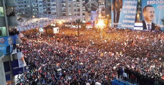 Erdoğan: 'Ne Desem Az Muhteşemdi'