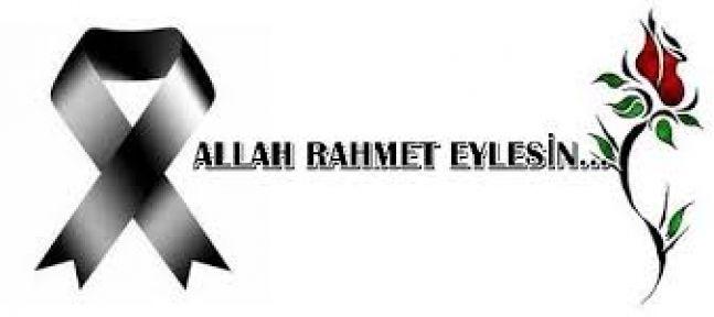 ESHABİL TANRIVERDİ  EŞİNİ KAYBETTİ