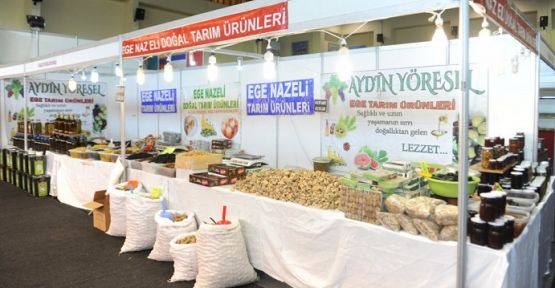"""""""FUARCILIKTA ÖNEMLİ BİR KONUMA GELDİK"""""""