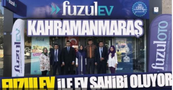 FUZULEV KAHRAMANMARAŞ'A GELDİ