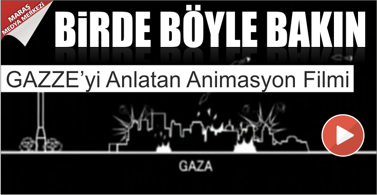 Gazze'yi Anlatan Animasyon Filmi