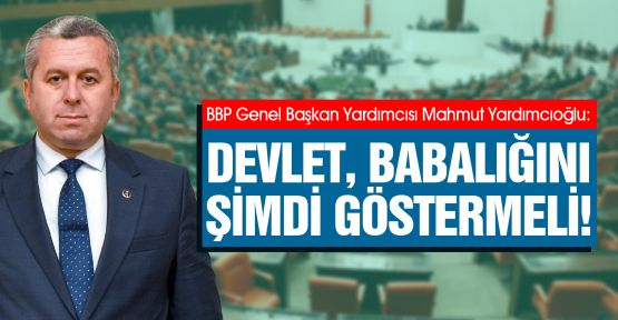 """""""GEREKİYORSA PARA BASILMALI"""""""