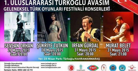 HAYDİ FESTİVALE!