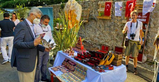 HIRVATİSTAN'DA KAHRAMANMARAŞ'A YOĞUN İLGİ