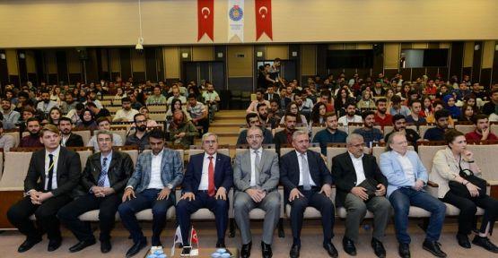 İNŞAAT MÜHENDİSLERİ KSÜ'DE BİR ARAYA GELDİ