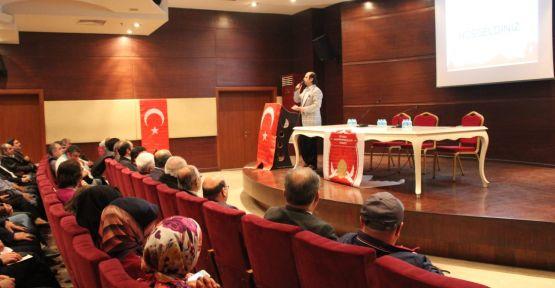 İSTANBUL'DA  VEFA ÖDÜLLERİ SAHİPLERİNİ BULDU
