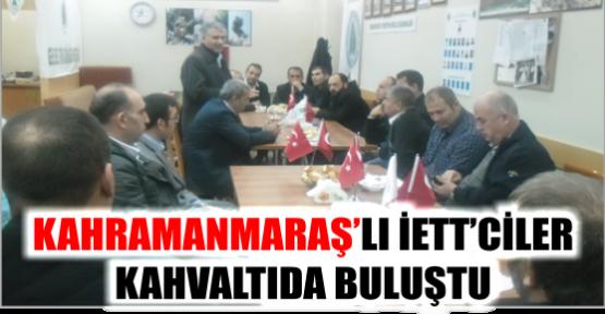 İSTANBUL'DAKİ HEMŞEHRİLERİMİZ TOPLANTI YAPTILAR