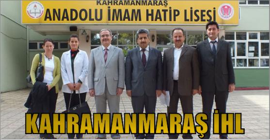 KAHRAMANMARAŞ ANADOLU İHL'NİN ÖNEMLİ PROJESİ