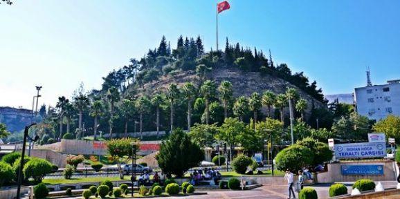 KAHRAMANMARAŞ'A HAYRAN KALDILAR