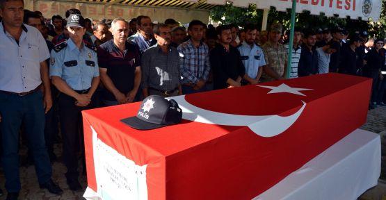 KAHRAMANMARAŞLI POLİS ARKADAŞI TARAFINDAN SİLAHLA VURULDU
