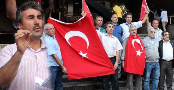 KAHRAMANMARAŞLI ŞAİRLERDEN PROTESTO