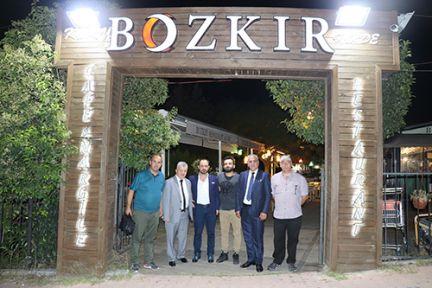 """KAHRAMANMARAŞLILARIN UĞRAK YERİ  """"BOZKIR RESTORAN CAFE"""""""