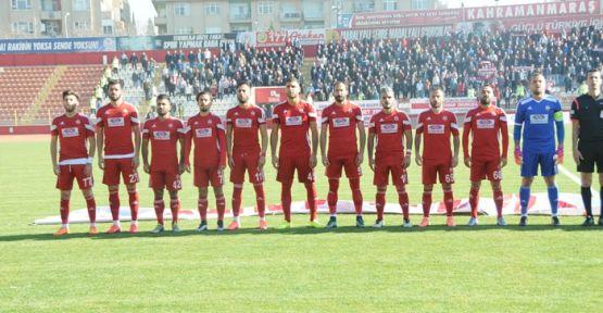 KAHRAMANMARAŞSPOR OFSPORA OF ÇEKTİRDİ