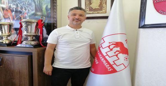 KAHRAMANMARAŞSPOR'DA İSTİFALAR DEVAM EDİYOR