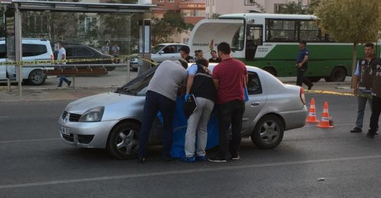 KAHRAMANMARAŞ'TA TRAFİKTE KORKUNÇ İNFAZ!