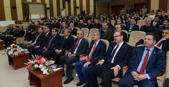 KAHRAMANMARAŞ'TA TÜRKİYE'DE TARIMSAL YÜKSEK ÖĞRETİME BAŞLANMASININ 171. YILI KUTLANDI