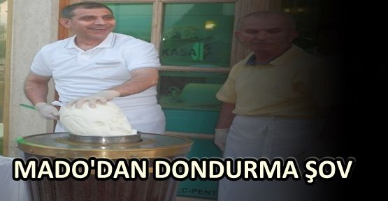 KANBUR'DAN A HABER'E DONDURMA ŞOV