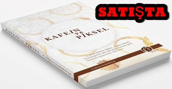 KARABATAK'IN İLK KİTABI SATIŞTA