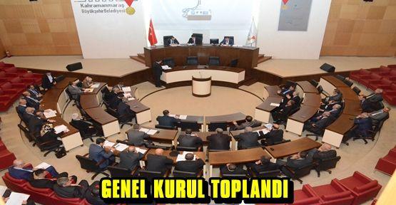 KASKİ GENEL KURULUNDA KARARLAR ALINDI