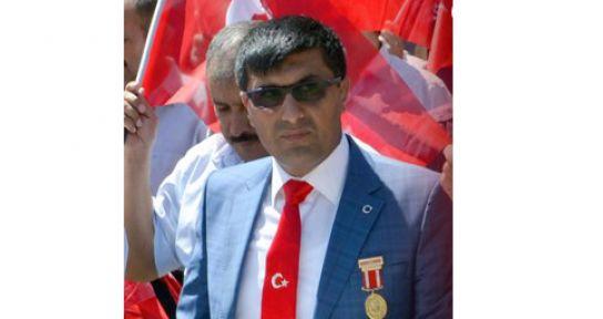 KAYYUM'A ŞEHİT AİLELERİNDEN  DESTEK!