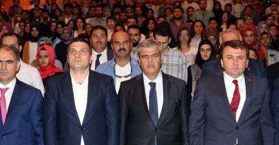 KIZILAY FİLM FESTİVALİ ÖDÜL TÖRENİ KAHRAMANMARAŞ'TA YAPILDI