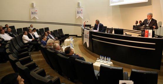 KMTSO 40'INCI MECLİS TOPLANTISI YAPILDI