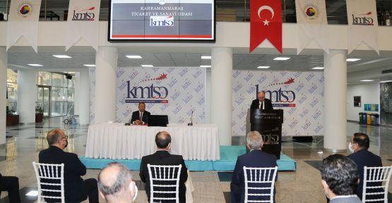 KMTSO MECLİS TOPLANTISI DÜZENLENDİ