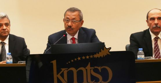 KMTSO MECLİSİ 6. TOPLANTISINI YAPTI