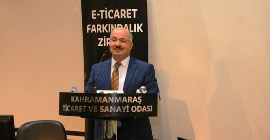 KMTSO'DA E-TİCARET FARKINDALIK ZİRVESİ YAPILDI