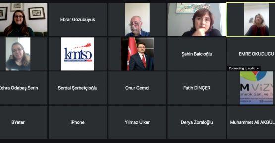 KMTSO'DAN ''ÇİÇEK YETİŞTİRİCİLİĞİ'' EĞİTİMİ